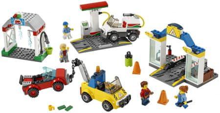 LEGO zestaw City 60232 Serwis samochodowy