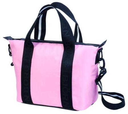 Björn Borg ženska torba Marcy, roza