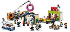 LEGO City 60233 Otvorenie obchodu so šiškami