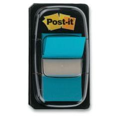 Post-It Záložky samolepiace 25,4 x 43,2 / 50 ks modré