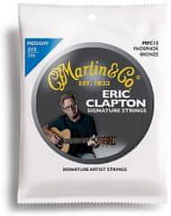 Martin Eric Clapton 92/8 Phosphor Bronze Medium Kovové struny na akustickú gitaru