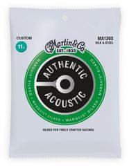 Martin Authentic Marquis Silk & Steel Custom Kovové struny na akustickú gitaru