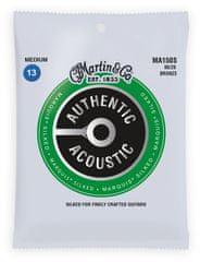 Martin Authentic Marquis 80/20 Bronze Medium Kovové struny na akustickú gitaru