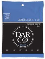 Darco 92/8 Phosphor Bronze Light Kovové struny na akustickú gitaru