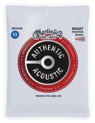 Martin Authentic Lifespan 2.0 92/8 Phosphor Bronze Medium Kovové struny na akustickú gitaru