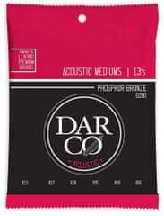 Darco 92/8 Phosphor Bronze Medium Kovové struny na akustickú gitaru