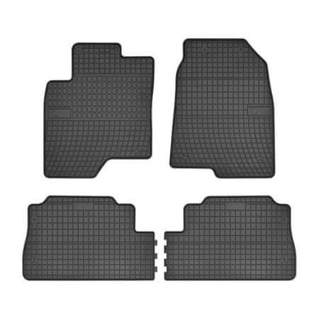 MAMMOOTH Koberce gumové, Chevrolet Captiva, Opel Antara (SUV) od 05.2006, sada 4 ks, černé