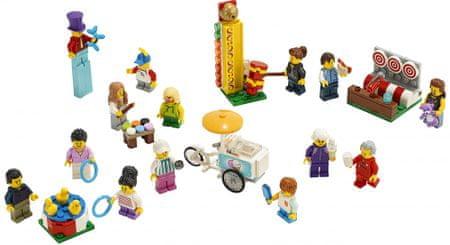 LEGO zestaw City 60234 Wesołe miasteczko
