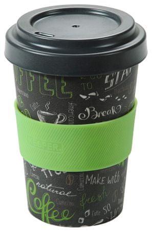 Kesper Kelímek na kávu s motivem fresh coffee