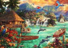 Grafika Puzzle 500 dílků Chuck Pinson - Island Life