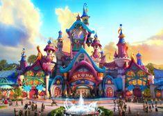 Grafika Puzzle 500 dílků Fairyland