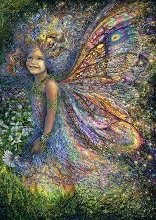 Grafika Puzzle 2000 db Josephine Wall - The Wood Fairy