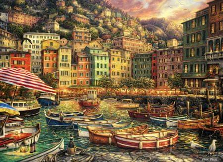 Grafika Puzzle 300 db Chuck Pinson - Vibrance of Italy