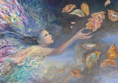 Grafika Josephine Wall: Catching Wishes 2000 dielikov
