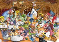Grafika Puzzle 1500 db François Ruyer - Restaurant