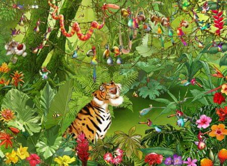 Grafika Puzzle 300 db François Ruyer - Jungle