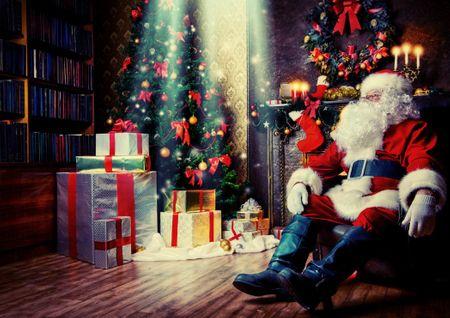 Grafika Puzzle 1500 db Santa Claus