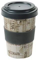 Kesper Kelímek na kávu s motivem coffee letters