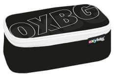 Karton P+P torbica JUMBO OXY BLACK LINE, bela