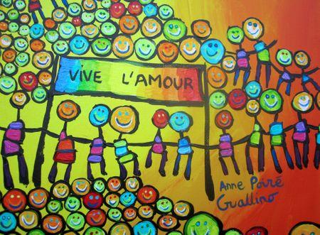 Grafika Puzzle 2000 db Anne Poiré & Patrick Guallino - Vive l'Amour
