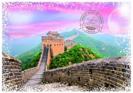 Grafika Puzzle 1000 db Travel around the World - China