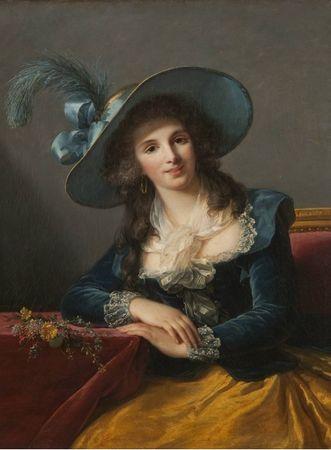 Grafika Comtesse de Segur, 1785 2000 dielikov