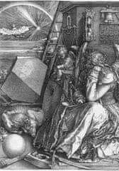Grafika Puzzle 1000 db Albrecht Dürer - Melancholia, 1514