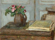 Grafika Puzzle 2000 dielikov Edouard Vuillard: The Artist's Paint Box and Moss R