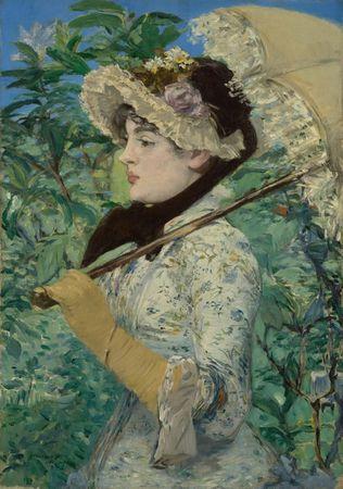 Grafika Puzzle 1000 db Édouard Manet: Jeanne, 1882
