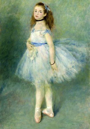 Grafika Puzzle 1000 db Auguste Renoir: The Dancer, 1874