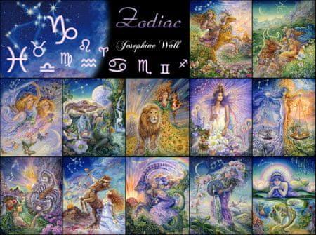 Grafika Puzzle 2000 db Zodiac Signs