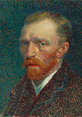 Grafika Puzzle 1000 db Vincent van Gogh: Self-Portrait, 1887