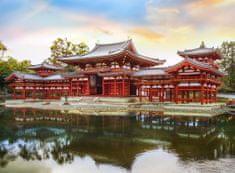 Grafika Puzzle 2000 dílků Byodo-In Temple in Kyoto, Japan