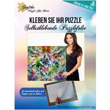 Grafika Puzzle Glue Sheets for 1000 db