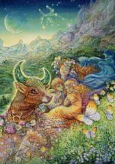 Grafika Josephine Wall: Zodiac Taurus /0033/ 1000 dielikov