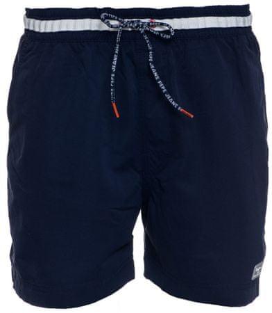 Pepe Jeans muške kupaće hlače Gallego, L, tamno plave