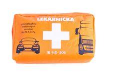 PANACEA Lekárnička pre autá, textil
