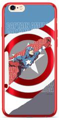 MARVEL Captain America 013 Zadný Kryt pre iPhone 6 / 6S Plus MPCCAPAM5103