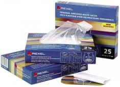 Rexel vrečke za uničevalec dokumentov 40095, 1/100, 60x60x120 cm