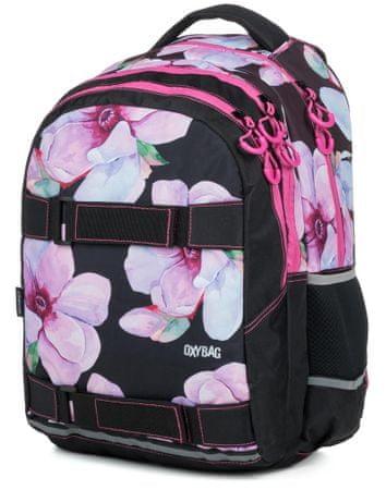Karton P+P Anatomický batoh OXY One Floral