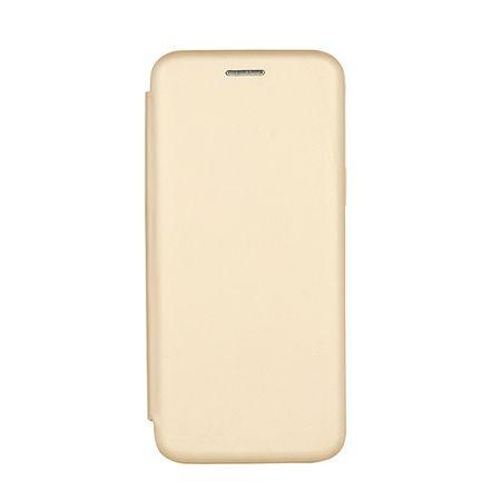 Havana Premium Soft preklopna torbica za Huawei Y5 2018, zlata