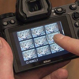 Nikon Z6 24,5Mpx CMOS mirrorless
