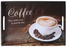 Kesper Servírovací tác s motivem kávy