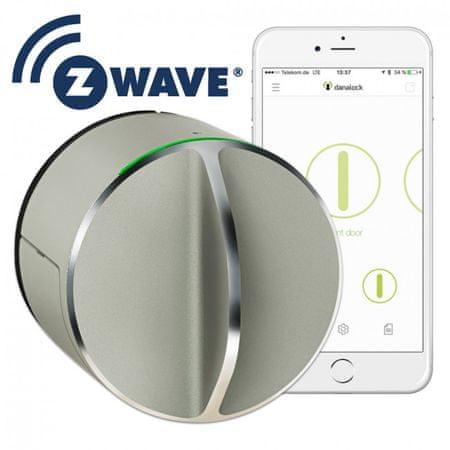 danalock V3 intelligens zár - Bluetooth & Z-Wave