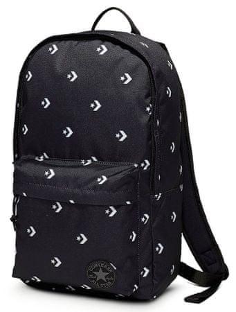Converse unisex černý batoh EDC Poly Backpack