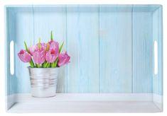 Kesper Servírovací tác s motivem tulipánů