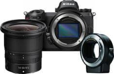Nikon aparat Z6 + 14-30 mm + FTZ Adapter Set (VOA020K005)