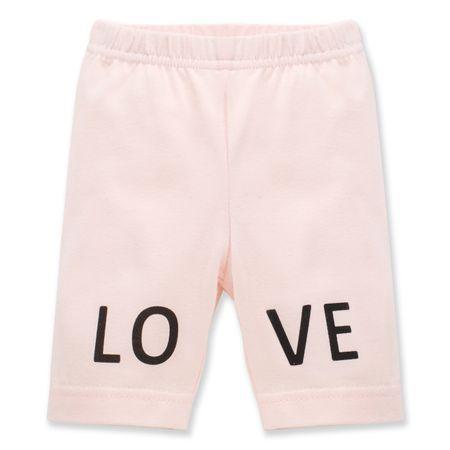 Pinokio lány legging Love & Love 86 rózsaszín