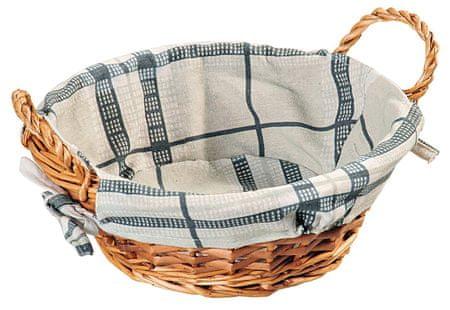 Kesper Kulatý košík na chléb