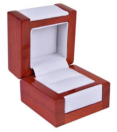 Jan KOS Könnyű fa gyűrű doboz DN-2 / A1